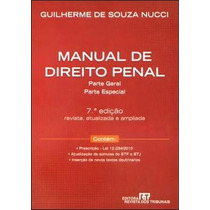 E-book-manual De Direito Penal Parte Geral E Especial 4° Ed