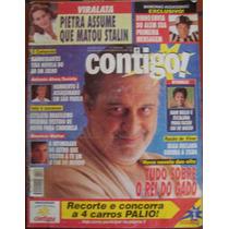 Contigo Novelas = Junho De 96 = Rei Do Gado = Chico Buarque