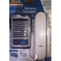 Interfone Agl P20 Com Alimentação Interna