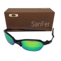 7b2bf1a8d Oculos Oakley Juliet Romeo 2 Black Lente Azul E Verde E Roxo à venda ...