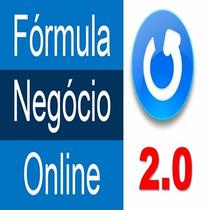 Curso Fórmula Negocio Online 2.0 - 100% Completo E Original!