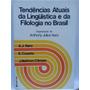 Livro: Naro - Tendências Atuais Da Lingüistica E Filologia..