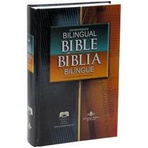 Bíblia Bilingue Ntlh Port/inglês Capa Dura Frete Grátis