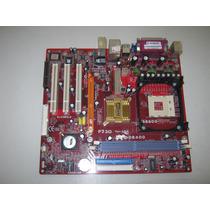 Placa Mãe Pcchips P25g Pentium/celeron Lga 478 - Defeitos