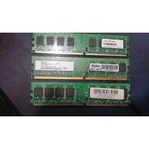 Memoria Ddr2 1gb 667mhz - Para Pc