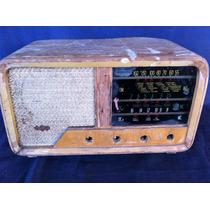 Rádio Abc Canarinho Madeira Voz De Ouro Peças Restauro