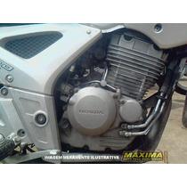 Motor Cbx 250 Twister Para Retirar Peças Temos Outras Peças