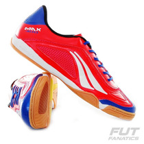 Chuteira Penalty Max 400 Futsal Laranja - Futfanatics