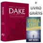 Bíblia De Estudo Dake Feminina Livro Grátis
