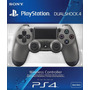 Controle Dualshock 4 Steel Black   Playstation 4