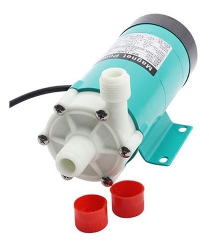 Bomba Magnética Mp-15r Recirculação Cerveja Artesanal 220v
