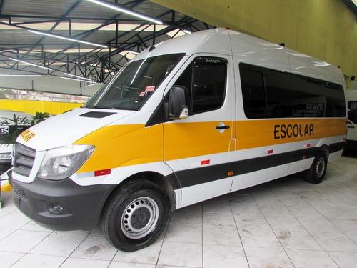 Mercedes-benz Sprinter Escolar Extra Longa 28 Lugares