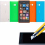 Tampa Traseira Nokia Lumia 730 N730 Verso + Película Vidro