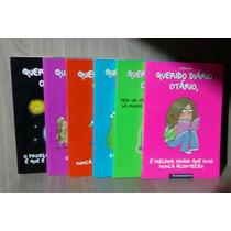 Coleção Querido Diário Otário - 6 Livros.