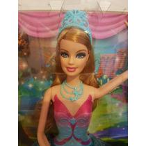 f3b3109f8e Boneca Barbie E As Sapatilhas Magicas Bailarina Giselle à venda em ...