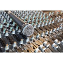 Dvd´s Mesa De Som, Microfones E Periféricos- Envio Gratuito!