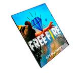 Cartão Garena Free Fire 671 Diamantes (recarga Por Id)