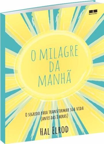 Livro - O Milagre Da Manhã Promoção