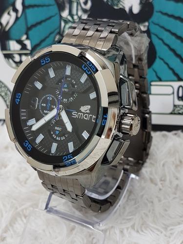 b272821c38f Relógio Masculino Original Aprova D água Estilo Diesel Top