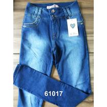 Calça Jeans Le Paris For Use Cintura Alta Levanta Bumbum Com
