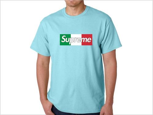 8aa1bf327 Camisa Camiseta Supreme Marca Grife Marca Famosa Mais Brinde. Preço: R$ 41  81 Veja MercadoLibre
