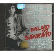 Cd Tributo Sérgio Sampaio - Balaio Do Sampaio - 1998