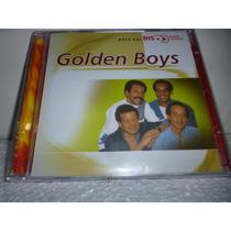 Cd Golden Boys - Série Bis 2000 - Duplo - Novo Lacrado