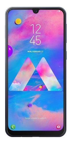 Samsung Galaxy M30 Dual Sim 64 Gb Preto 4 Gb Ram