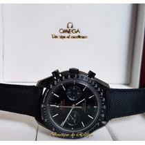 Relógio Eta Modelo Omega Speedmaster Dark Side Of The Moon
