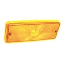 Lente Lanterna Dianteira Pisca Caminhão Vw Todos Amarela