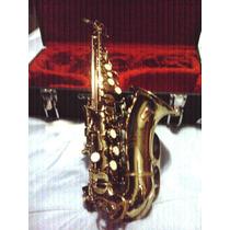 Sax Soprano Curvo Monique By French Technicians (taiwan)