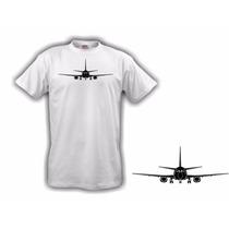 Camiseta Aeromodelismo Boing - Hobbie Brasil