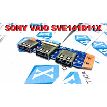 Placa Usb Sony Vaio Sve141d11x Da0hk6tb6f0