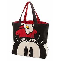 Bolsa Minnie E Mickey Disney 100% Original E Importada