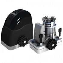Kit Motor Para Portão Eletrônico Deslizante 1/4 Rcg