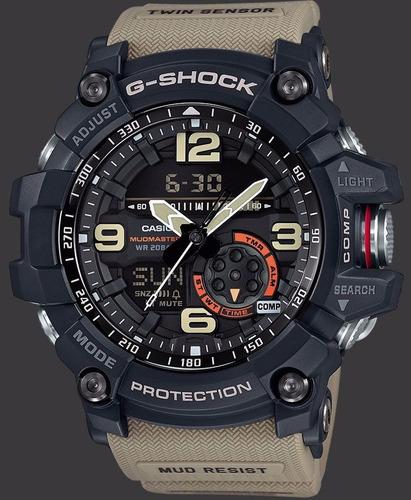 a0e9c77ff63 São Paulo. R  479.99. 100 vendidos. Relógio Casio G-shock Gg-1000-1a5  Mudmaster Gg1000