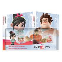 Figure Infinity 1.0: Toy Box Set Detona Ralph Disney
