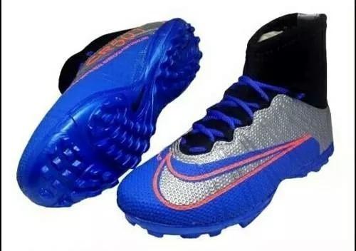 534ba0b438 Chuteira Nike Botinha Infantil - R  49 en Melinterest