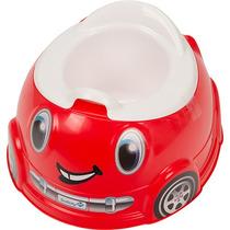 Troninho Pinico Vaso Sanitario Infantil Bebe Fast Car Carro