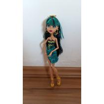 Boneca Monster High Cleo De Nile