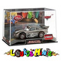 Disney Cars Silver Hot Rod Mcqueen Prata Chase Disney Store