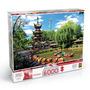 Quebra Cabeça Puzzle Grow 6000 Peças Lindo Tivoli Gardens