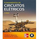 Livro Fundamentos De Circuitos Eletricos - 05 Ed