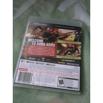 Sleeping Dogs Ps3 Original