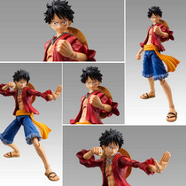 Action Figure One Piece Monkey D. Luffy - Articulado