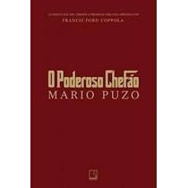 Livro O Poderoso Chefão Mario Puzo Capa Dura===edição Com