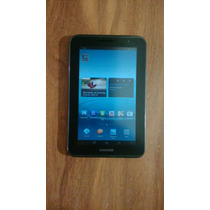 Sansung Galaxy Tab 2 7 Gt-p3110 8gb Wifi Gps
