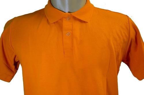 9dde40960 Camisa Polo Lisa. (sem Estampa Ou Bordado) Varias Cores à venda em ...