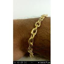 Pulseira Cartier Ouro 18k 0750 Maciça