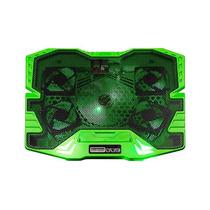 Cooler Gamer Com 5 Fans Led Verde 3000rpm Multilaser Ac292